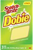 Scotch-Brite Dobie All-purpose Pads, 3-Pads/Pk, 8-Packs (24 Pads Total)