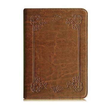 Fintie Folio Funda para Kindle Paperwhite - Estilo del Libro Carcasa de Cuero Sintético con Función de Auto-Reposo/Activación (No se Adapta a 10.ª ...