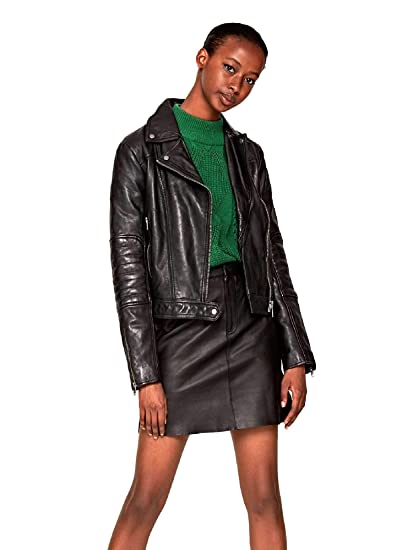 80e4e6facb Pepe Jeans PL401539 Jacket Women  Amazon.co.uk  Clothing