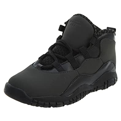399dff927432ab NIKE Kids Jordan 10 Retro Dark Shadow 310808-002 (Size  4C)