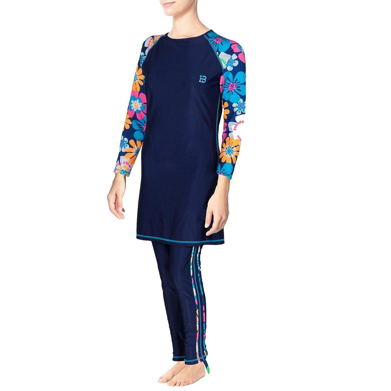Gazkörper-Badeanzug. Schlichter Badeanzug für Damen.
