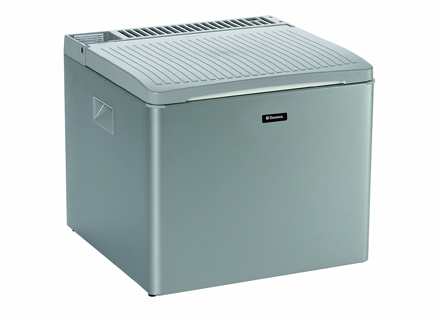 Silver 12-230 V Dometic RC1200EGP Gas Portable Cooler