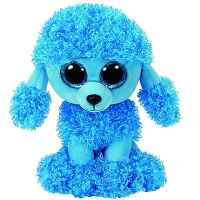 Ty- Beanie Boos Mandy-Caniche Azul 15 cm (36851TY), Color (United Labels Ibérica: Juguetes y juegos