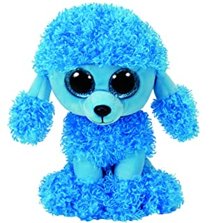 Amazon.com  Ty Beanie Boos Patsy Pink Poodle Dog 6