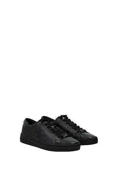Botines Michael Kors Irving Mujer - Piel (43T7IRFS1LBLACK) 38 EU: Amazon.es: Zapatos y complementos