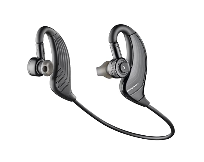Plantronics BackBeat 903+ Dentro de oído, Banda para cuello Binaural Inalámbrico Negro: Amazon.es: Electrónica
