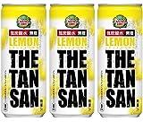 コカ・コーラ カナダドライ ザ・タンサン レモン 250ml缶×3本