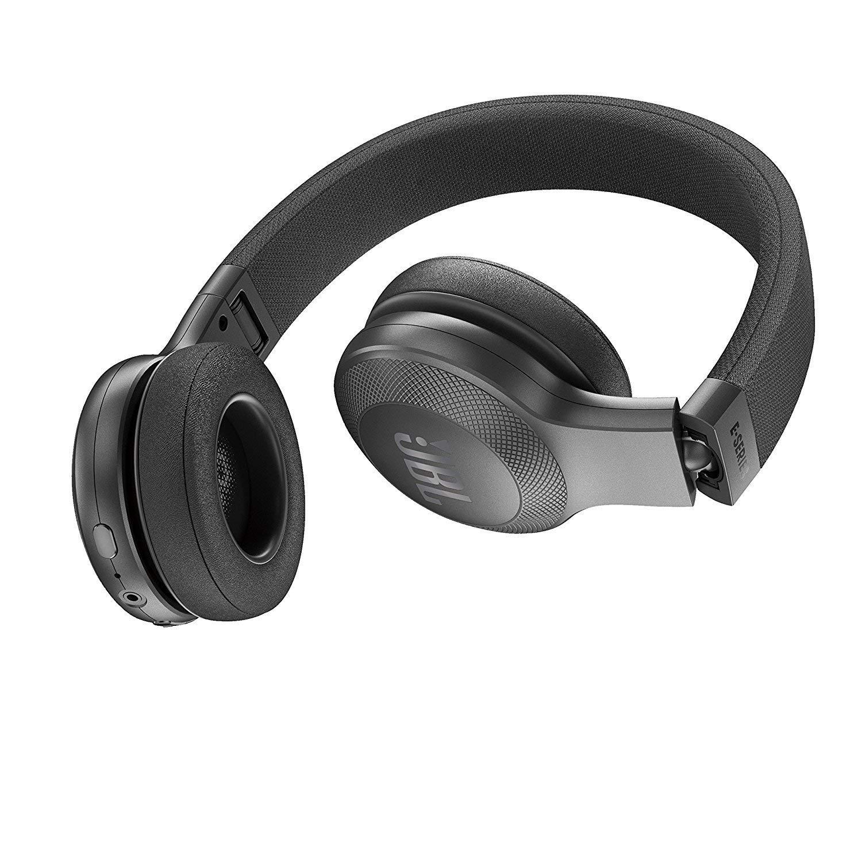 Noir JBL E45bt on-Ear Casque sans Fil