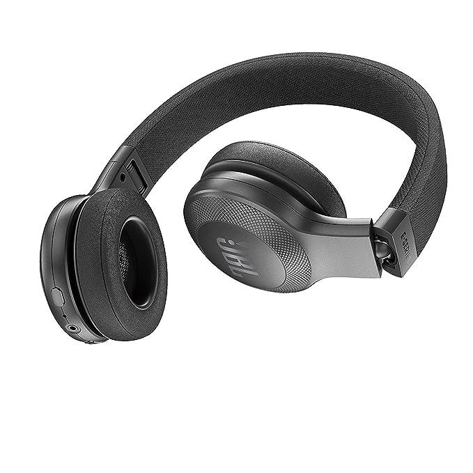 JBL e45bt - Auriculares inalámbricos de diadema (negro): Amazon.es: Electrónica
