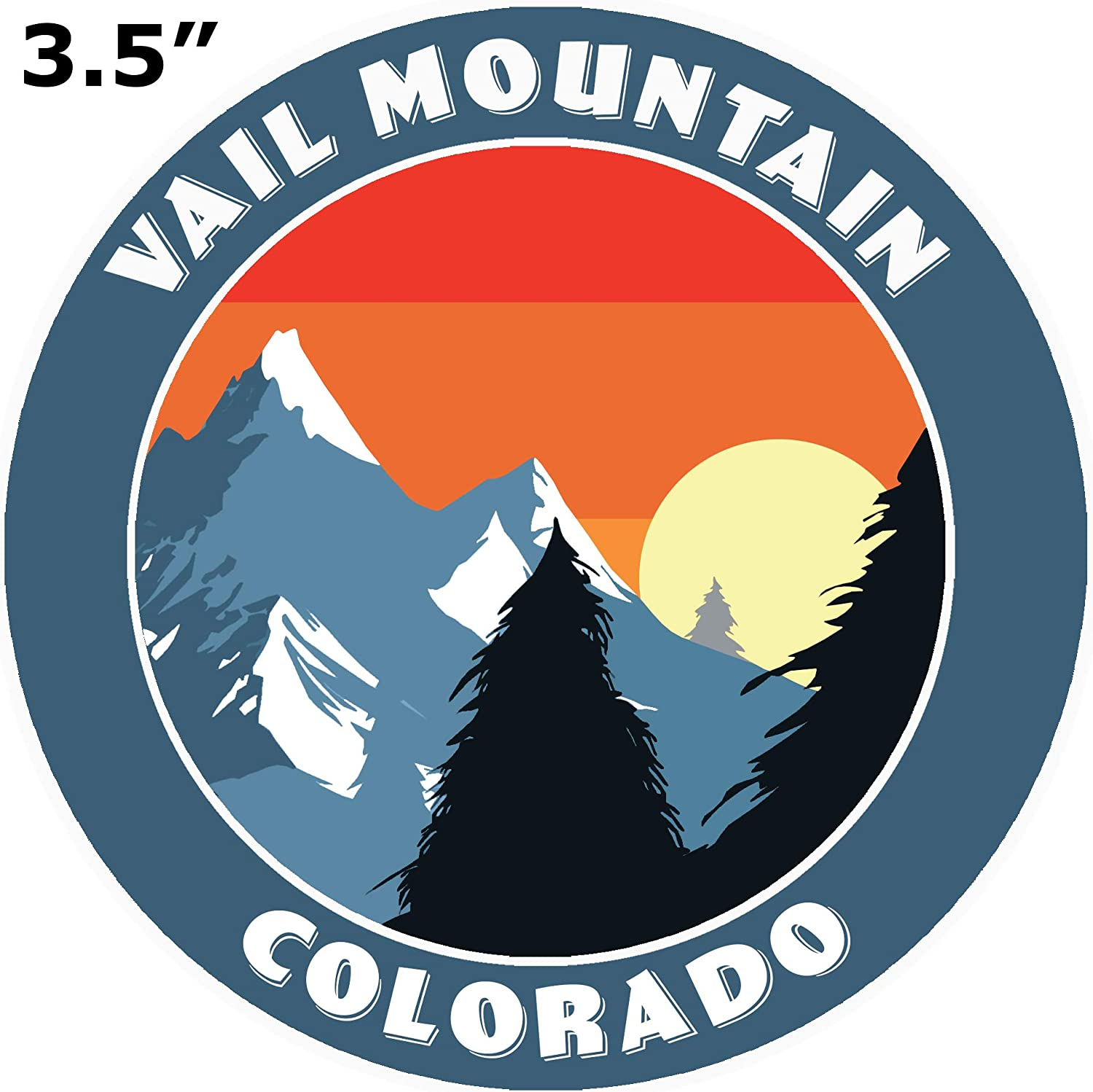 Colorado Mountain Stickers Decals For Yeti Car Decal Adventure Decal Laptop Decal Marmot Decal Animal Design Accessories For Car CO