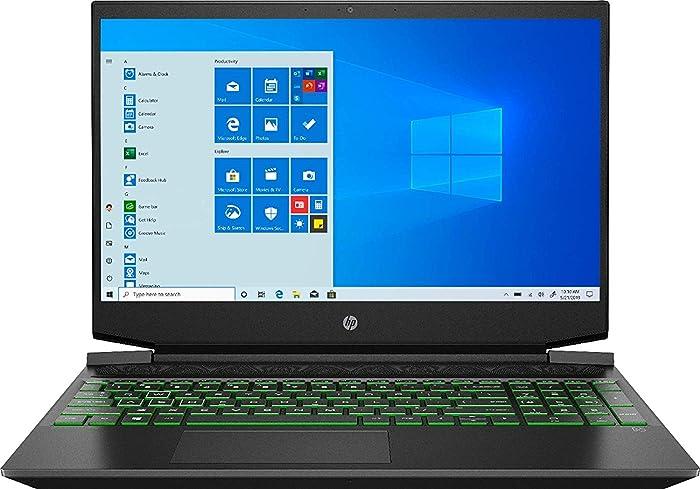 "HP Gaming 15-EC0013DX - 15.6"" FHD - AMD Ryzen 5 3550H - NVIDIA GTX 1050-8GB - 256GB SSD"