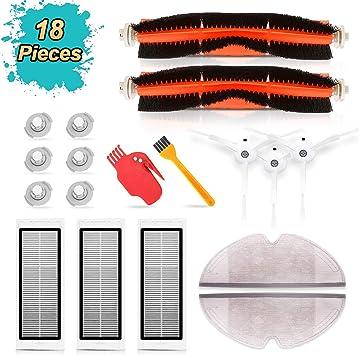 Für Xiaomi Roborock S50 S51 S55 Pinsel Wischtücher Filter Ersatz Verkauf