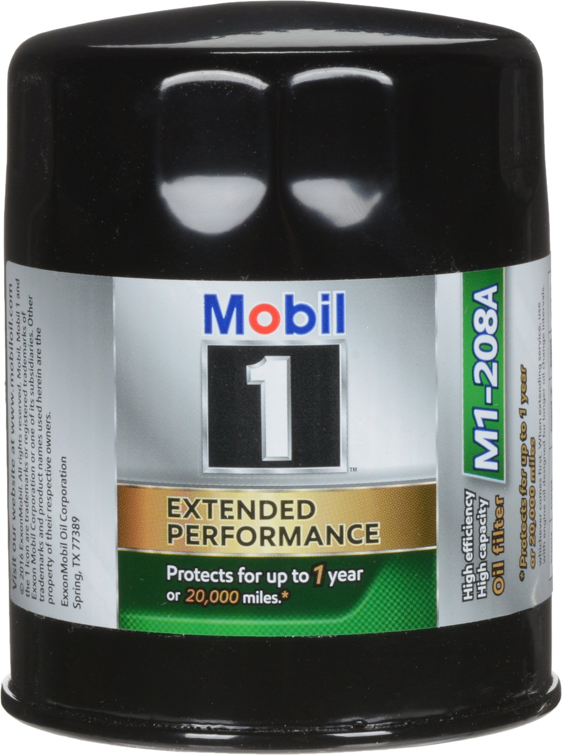 Mobil 1 M1-208A Extended Performance Oil Filter nobrandname
