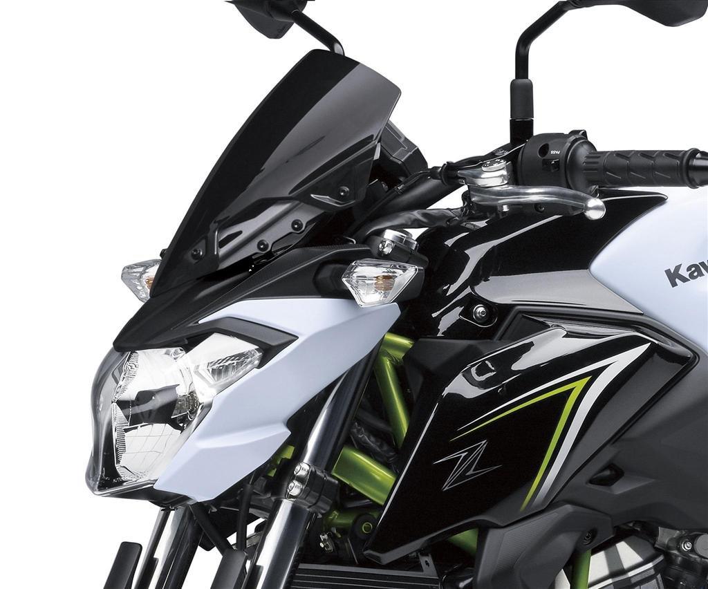 Kawasaki Z650 Windschild getö nt Meter Cover 1096 -0810