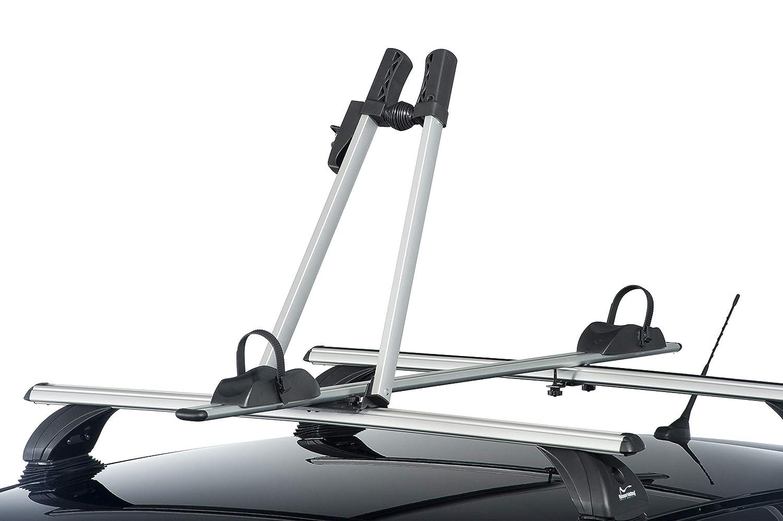 Roof Rack Bar Mounted x2 Green Valley Aluminium Bike Rack Cycle Carrier Lockable
