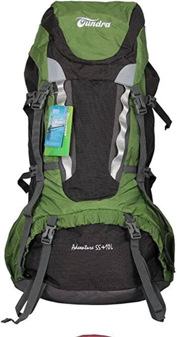 mochilas montaña paquete de escalada al aire libre 55L + 10L ...