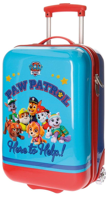 La Patrulla Canina Here To Help Kindergepäck, 50 cm, 26 liters, Blau (Azul)