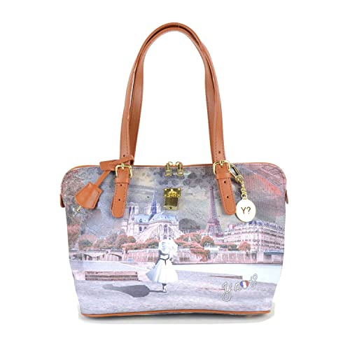 Borsa a spalla Y Not - I388 Mademoiselle MAD  Amazon.it  Scarpe e borse f9a7bbc33ef