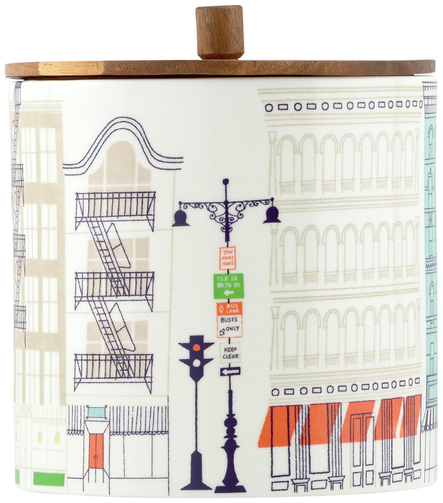 Kate Spade New York Hopscotch Drive About Town Large Canister by Kate Spade New York (Image #1)