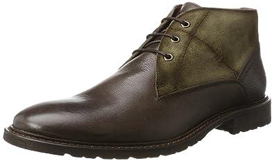 Severin, Desert Boots Homme - Noir - Schwarz (Schwarz)Lloyd