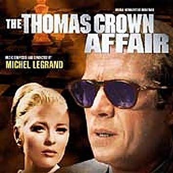amazon the thomas crown affa original soundtrack 輸入盤 音楽