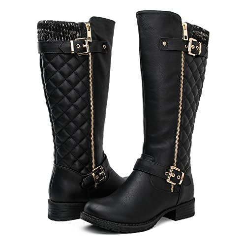 c399aaf163d Amazon.com   GLOBALWIN Women's 17YY01 Quilted Fashion Boots   Boots