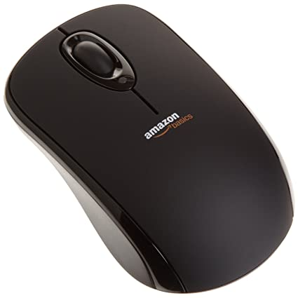 It's your basic wireless mouse that just works.