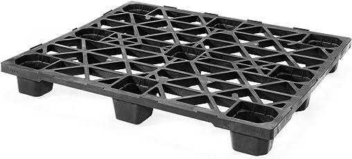 48 X 40 Nestable Plastic Pallet 2200 Lbs Cap