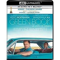 Green Book [4K Ultra HD + Blu-ray] (Bilingual)