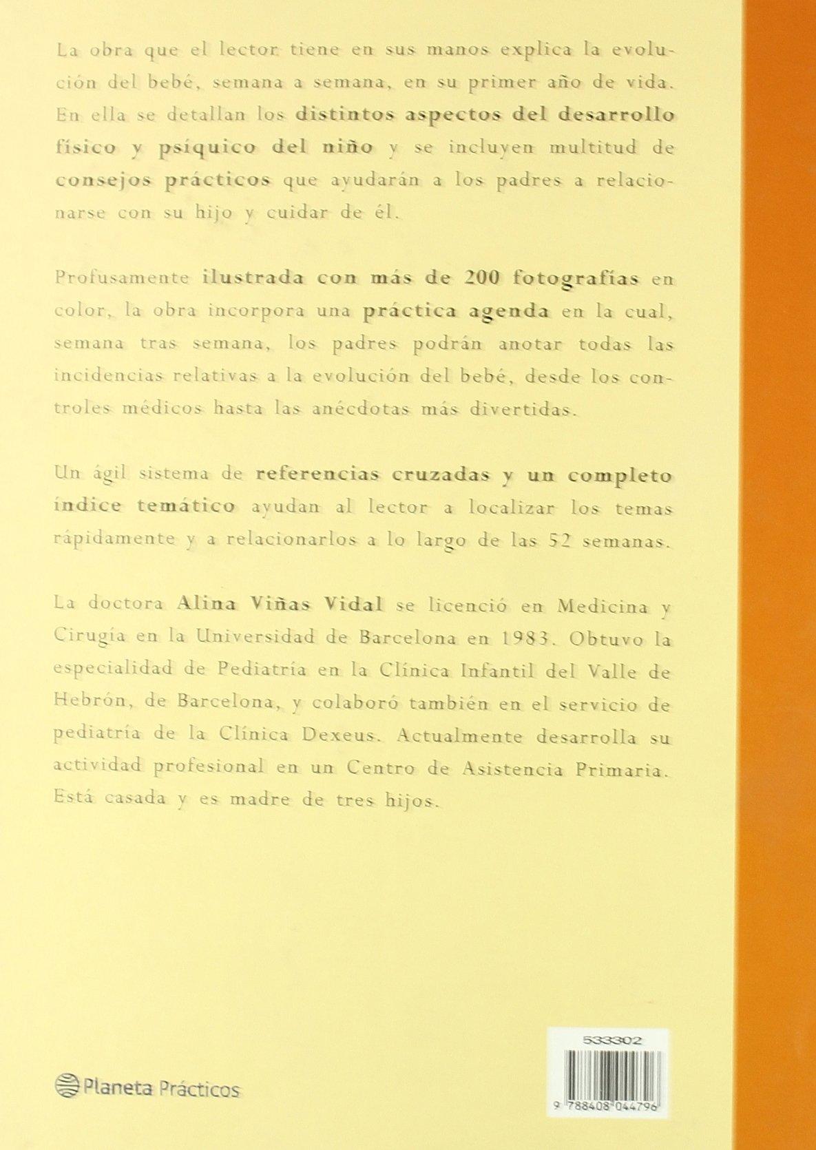 PRIMER AÑO DE VIDA NIÑO (REV.): ALINA VIÑAS: 9788408044796 ...