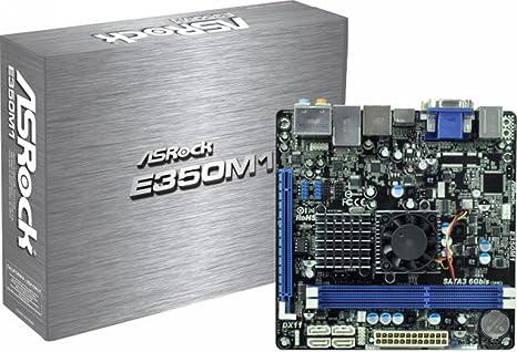 ASROCK E350M1 AUDIO DRIVER PC