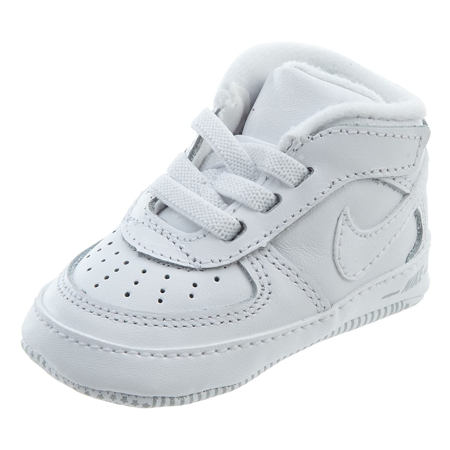 Nike Unisex Babies Force 1 (Cb) Open Back Slippers Red White  Amazon.co.uk   Shoes   Bags bd3a255ba3d3