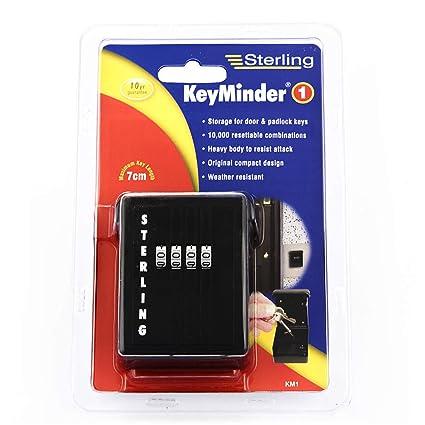 Sterling key minder instructions.