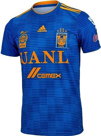 adidas 2018/19 Tigres UANL Away - Camiseta de manga corta ...