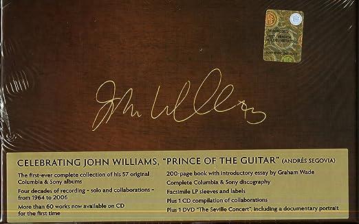 John Williams. The Complete Album Collection: John Williams ...