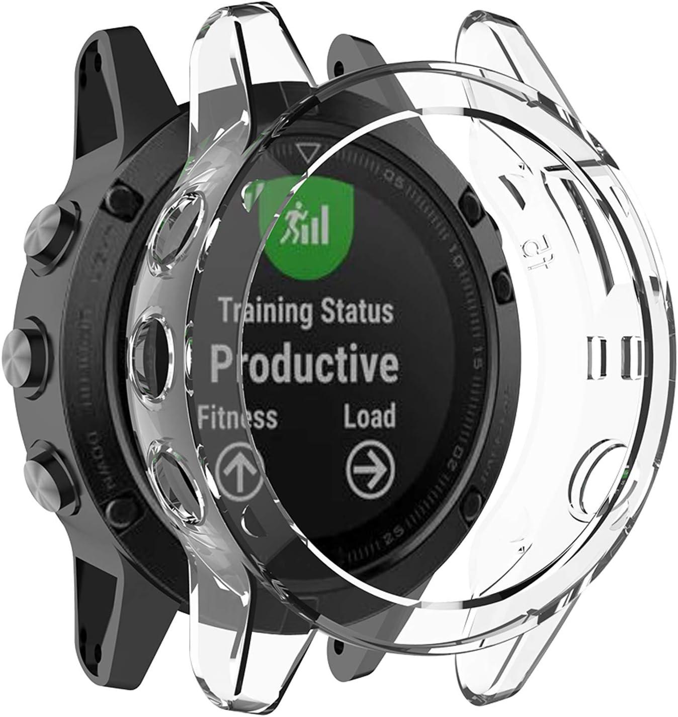 Funda protectora para Smartwatch Garmin Fenix 5 Plus.(2RBR)