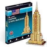 Cubicfun Empire State Building, Multi Color