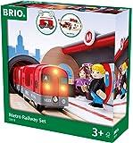 Schylling Brio Railway Metro Set