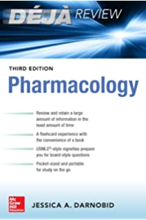 Deja Review Pharmacology (2nd Edition)