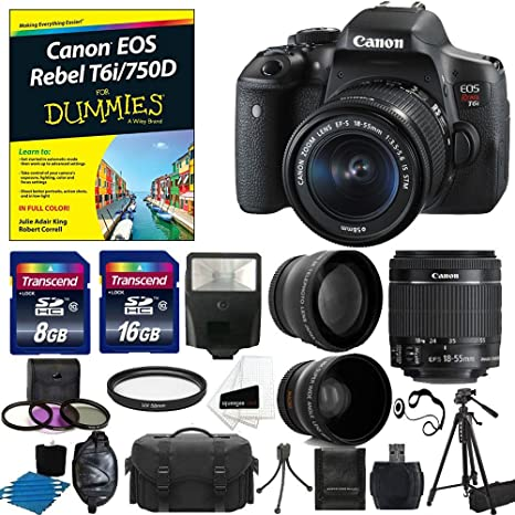 The 8 best canon 750d lens kit
