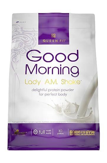 OLIMP Good Morning Lady A M Shake 720g Vainilla: Amazon.es: Salud y cuidado personal