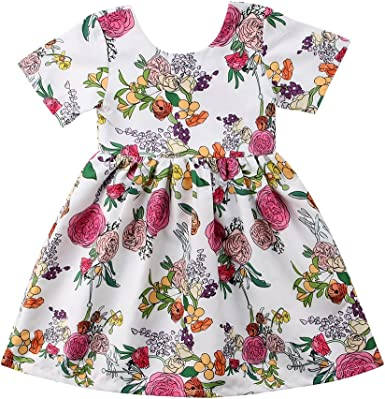 UK Summer Toddler Baby Pretty Party Dress New with Tags