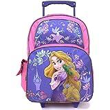 Trolley cartable sac à dos Princesse Raiponce Disney