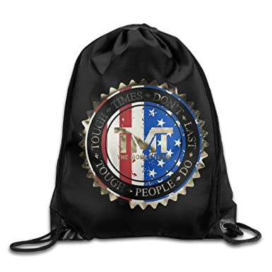 a2b2f5db2014 The Money Team(TMT) Boxing Drawstring Backpack Bag White  Amazon.co.uk   Clothing