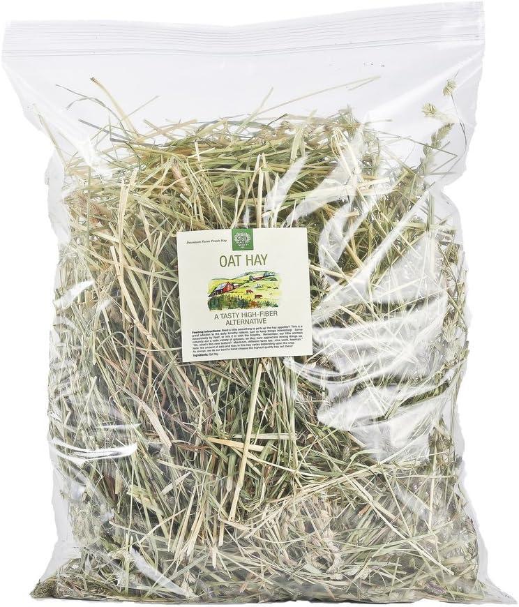 Small Pet Select Oat Hay Pet Food, 12 Oz.