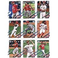 $29 » 2021 Topps Complete (Series 1 & 2) Cincinnati Reds Team Set of 24 Cards: Archie Bradley(#52), Nick Senzel(#55), Michael…