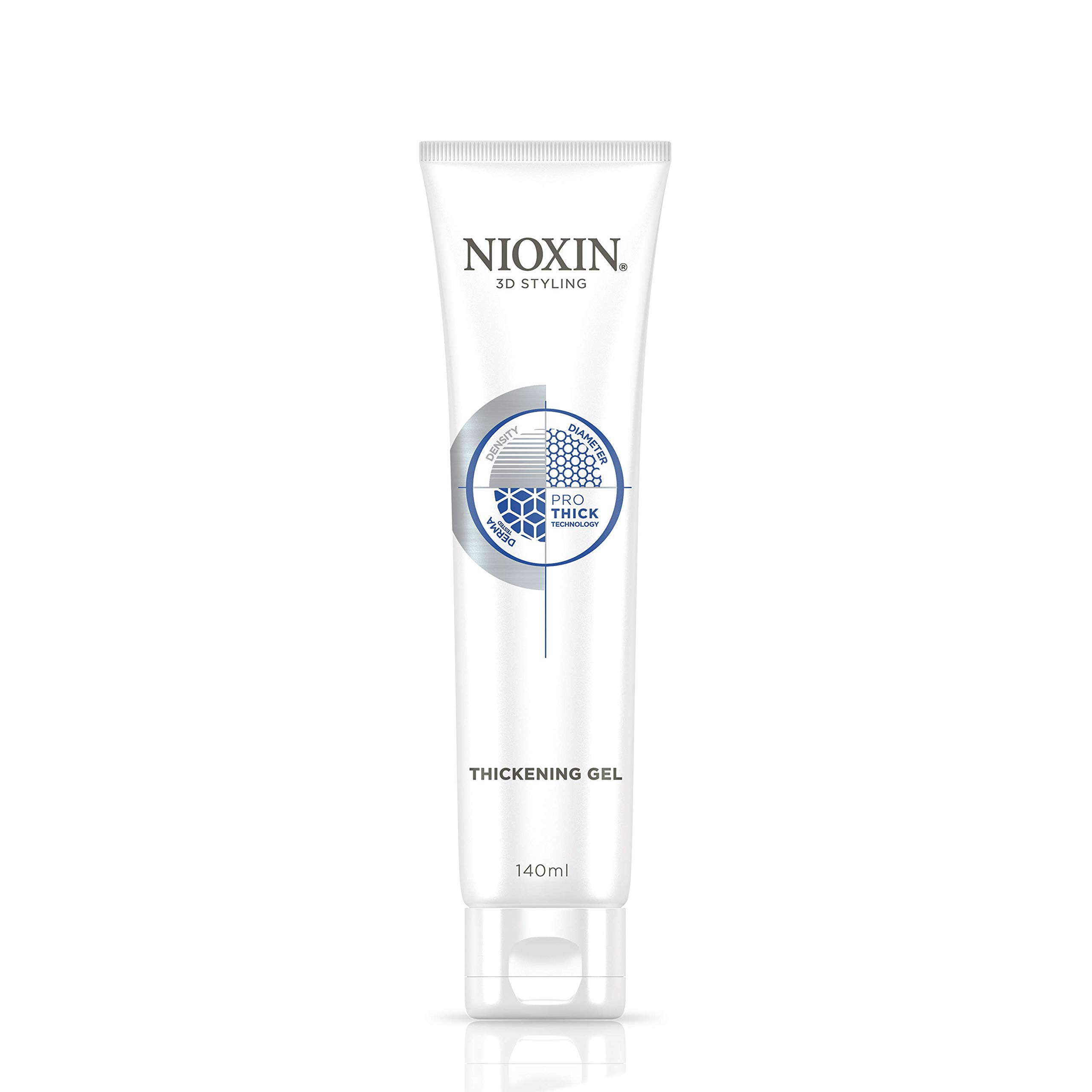 Nioxin Thickening Gel with Pro-Thick for Unisex, 5.13 Ounce