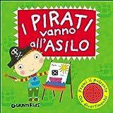 I pirati vanno all'asilo. Libro sonoro