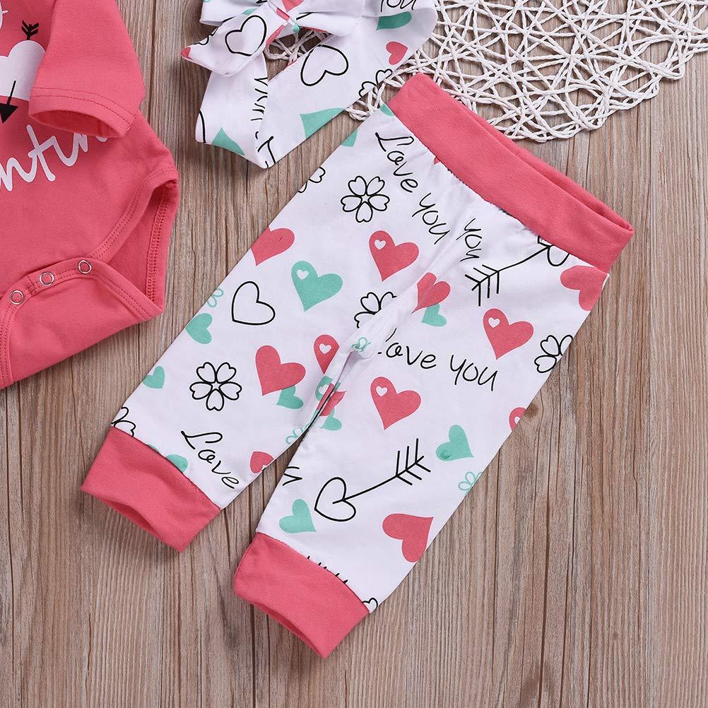 Cinta para la Frente 60cm Mono Pantalones Disfraz de reci/én Nacido para el d/ía de San Valent/ín EisEyen Sombrero Mono Estampado Disfraz Infantil