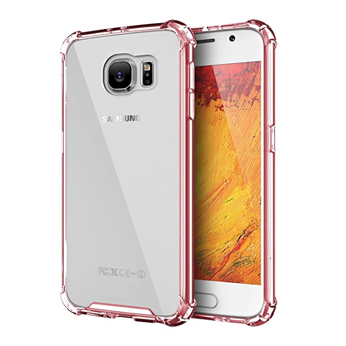 MAYtobe Galaxy S6 - Carcasa Blanda de TPU para Samsung ...